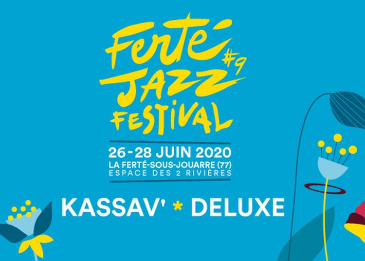 Festival Ferte Jazz 2020