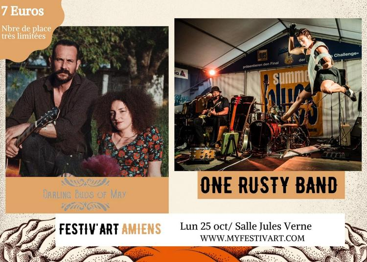 One Rusty Band / Darling Buds Of May à Amiens