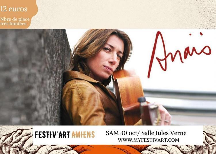 Anaïs à Amiens