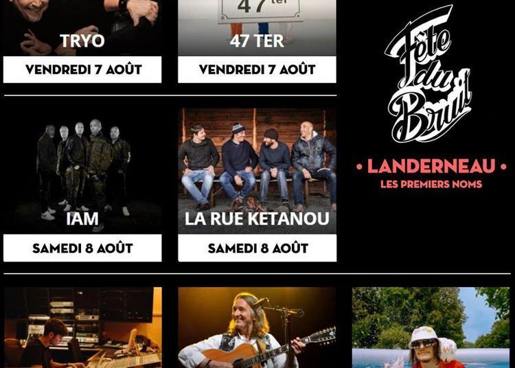 Festival Fete Du Bruit - 2j - Vs à Landerneau