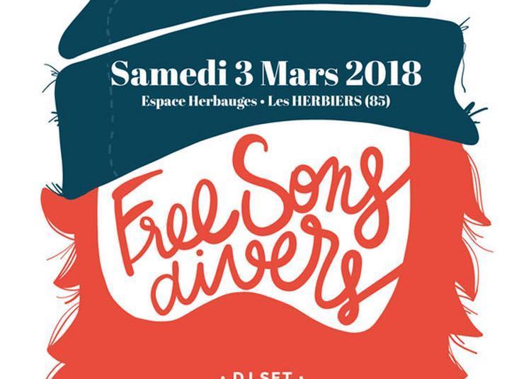Festival Free Sons Divers #16 à Les Herbiers
