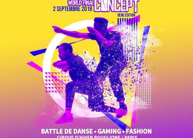 Festival Fusion Concept - Danse Hip Hop 2018