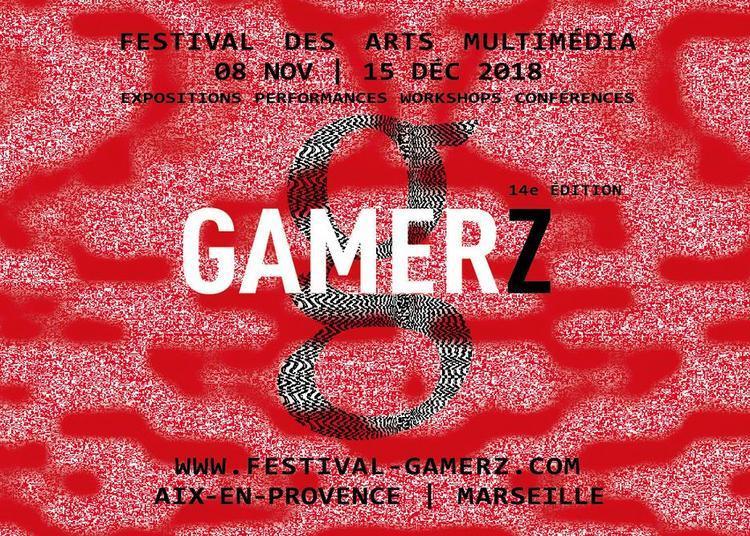Festival GAMERZ 14 2018