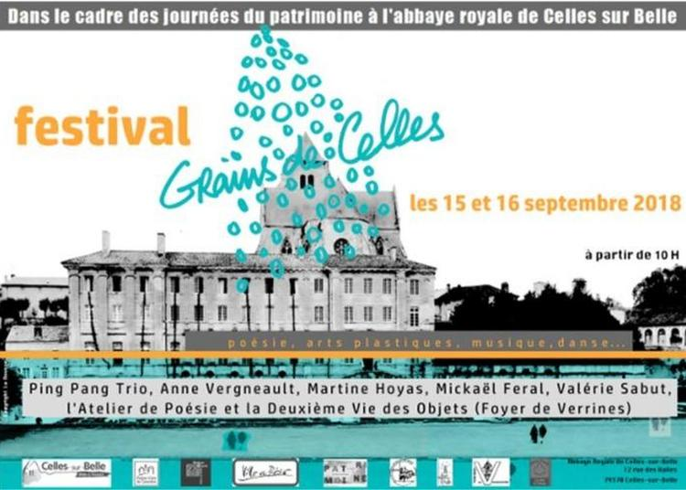 Festival Grains De Celles à Celles sur Belle