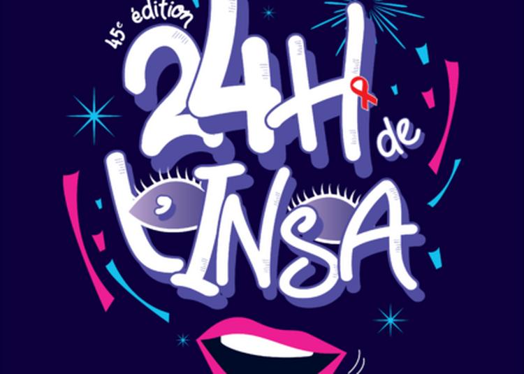 Festival 24h de l'INSA Première soirée à Villeurbanne