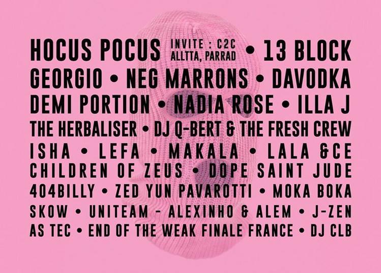 Festival Hip Opsession Reboot-P.2j à Reze