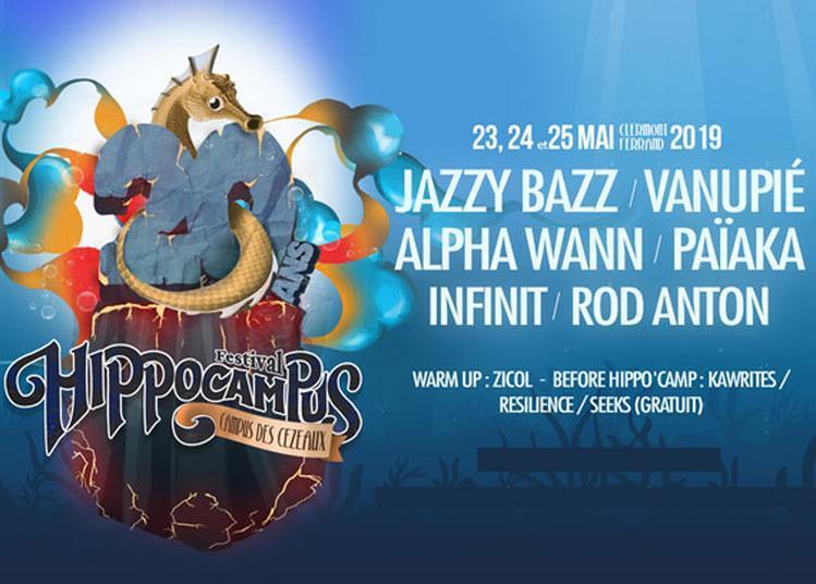 Festival Hippocampus - Pass 2 Jours à Aubiere
