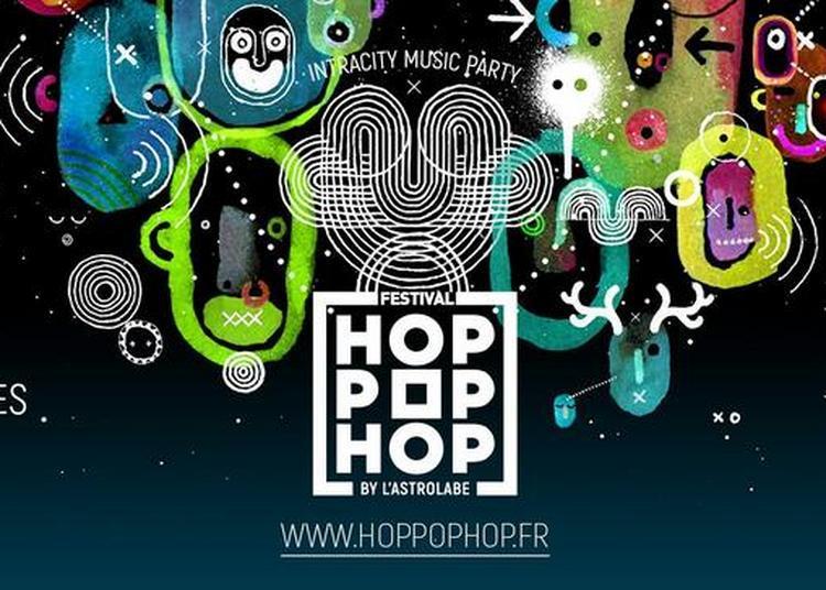 Festival Hop Pop Hop Pass Vendredi à Orléans
