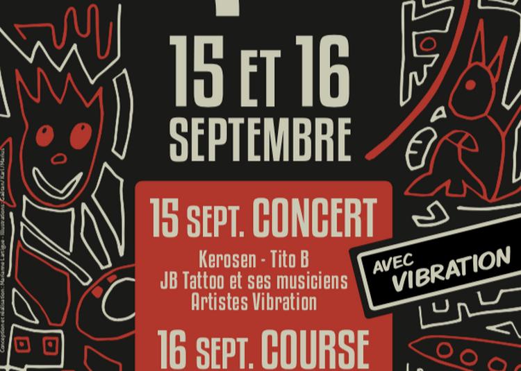 Boostee - Kerosen - Jb Tattoo & Ses Musiciens - Tito B à Villefrancoeur