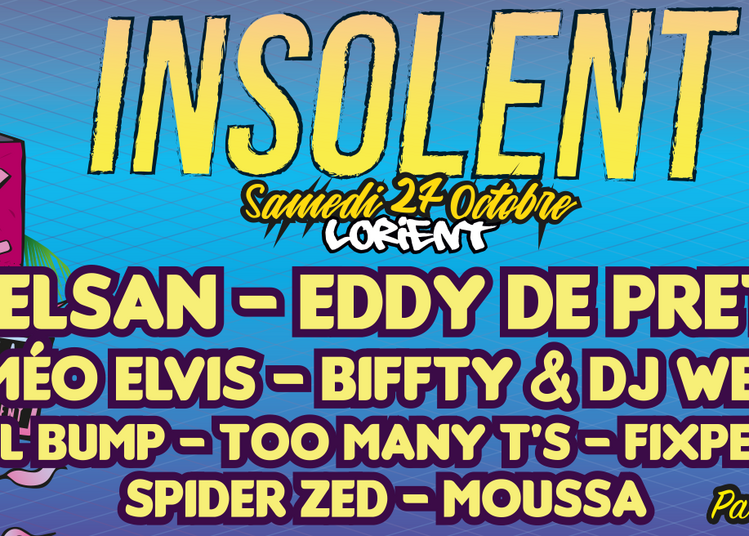 Festival Insolent 2018