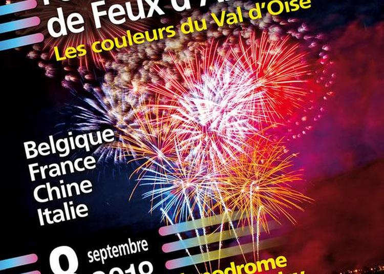 Festival Int. De Feux D'Artifice à Soisy Sous Montmorency