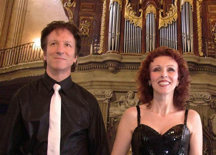 Festival International d'Orgue d'Arles sur Tech                             Chants à Marie avec Canticel