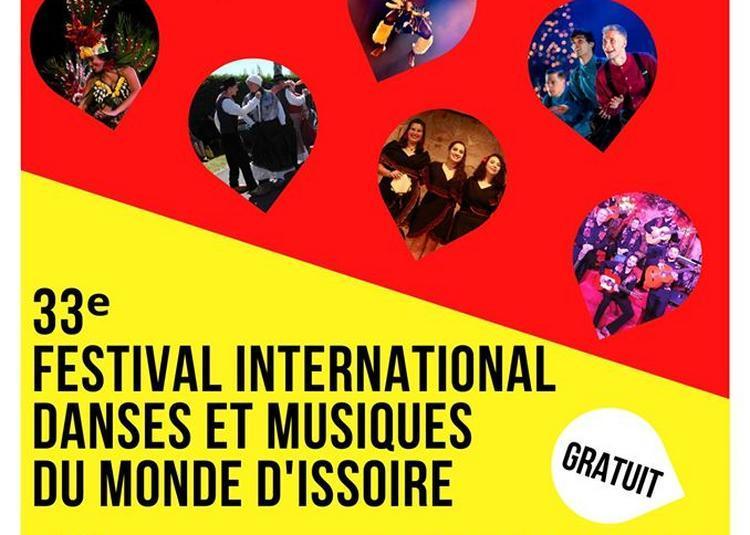 Festival International Danses et Musiques du Monde Issoire 2020
