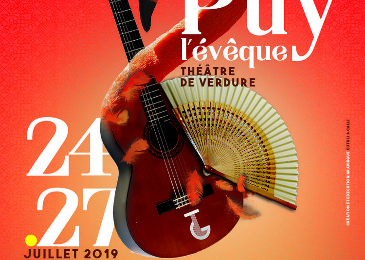 Festival International de guitare de Puy-l'Évêque 2019