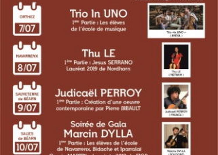 Trio In Uno à Orthez