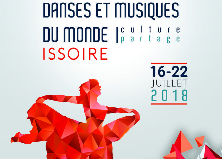 Festival International Issoire danses et musiques du monde 2018