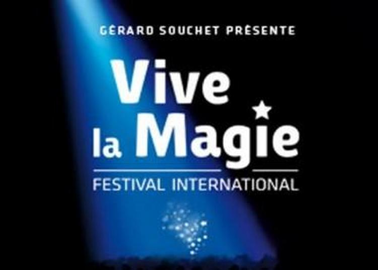 Festival International Vive La Magie à Lyon
