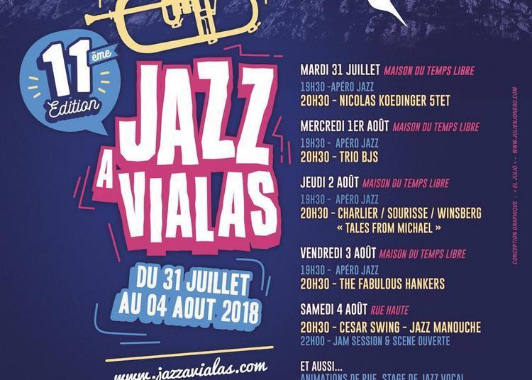 Festival Jazz à Vialas 2018