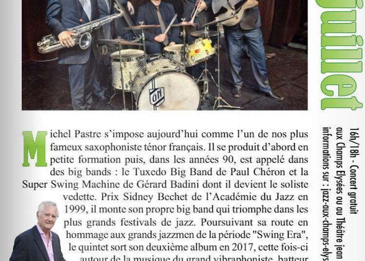 Festival 2019 Jazz Aux Champs Elysées à Saint Quentin