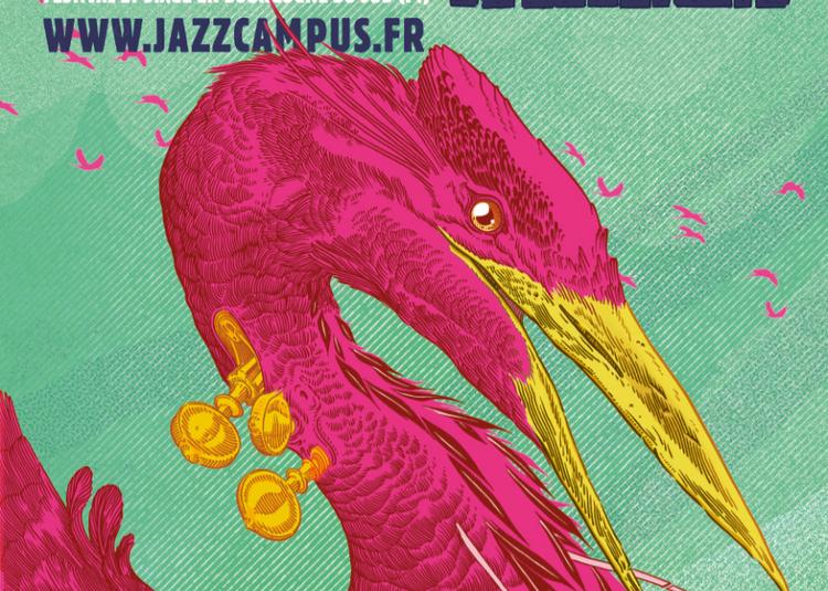 Festival jazz campus en Clunisois 2021
