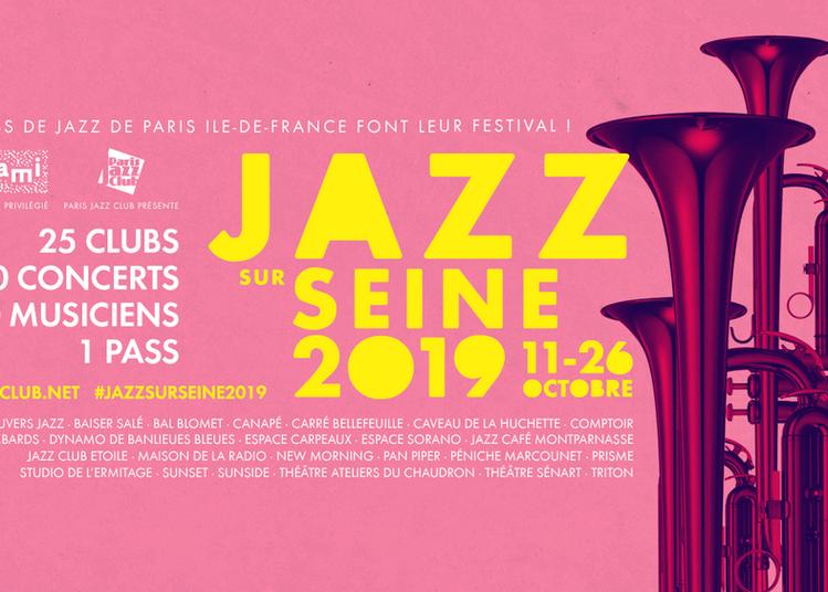 Festival jazz sur seine 2019