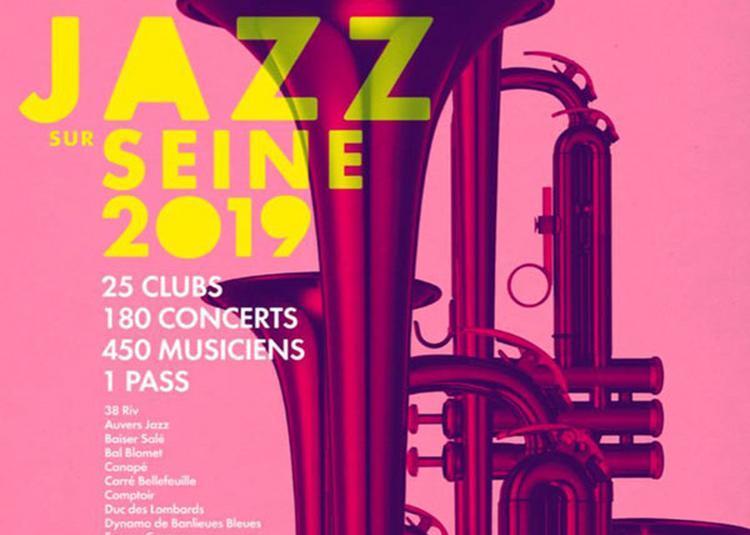 Festival Jazz Sur Seine à Paris 1er