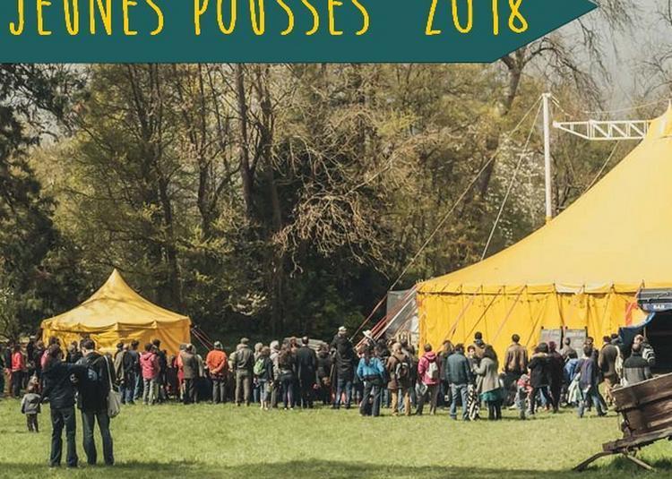 Festival Jeunes Pousses 2018