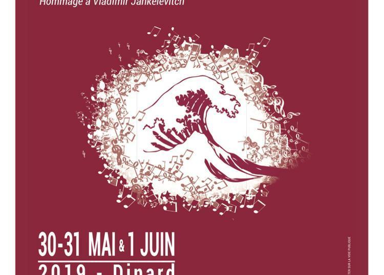 Festival Jeux De Vagues - Troisième Édition - Ricordanza - Conférence De Françoise Schwab : Vladimir Jankélévitch, Portrait à Dinard