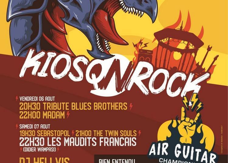 Festival Kiosqn'rock 2021