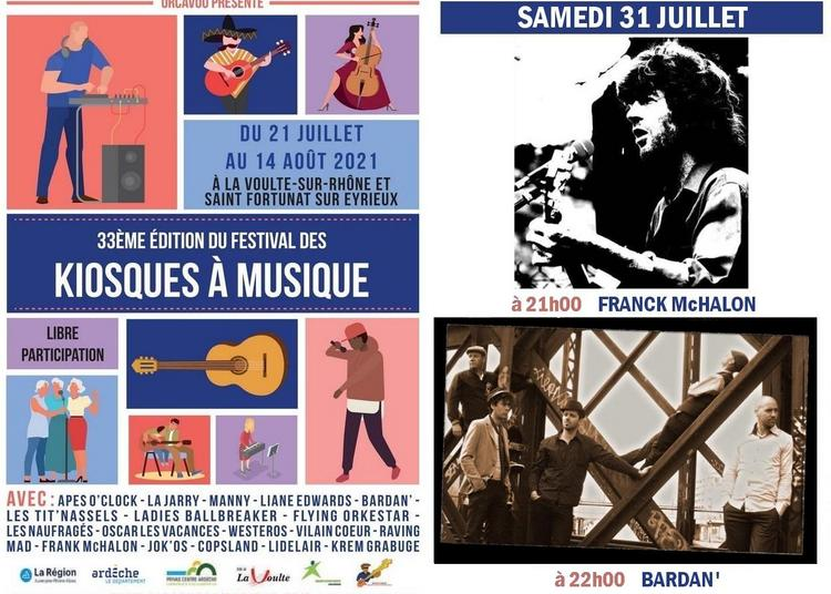 Bardan' Franck McHalon 2021 à La Voulte sur Rhone