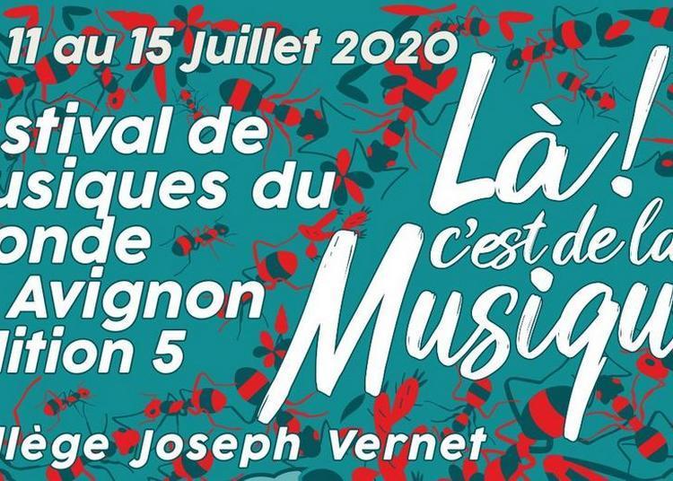 Festival Là ! C'est de la Musique 2020
