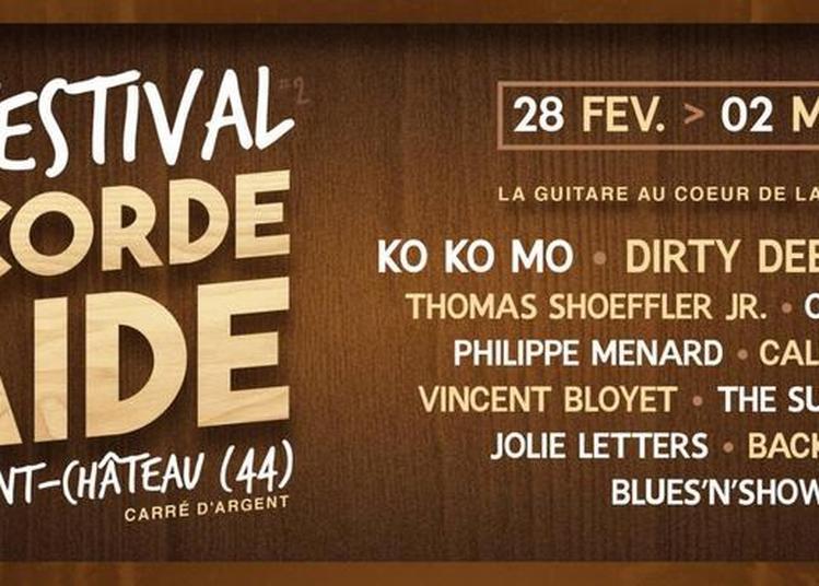 Festival La Corde Raide 2019 à Pontchateau