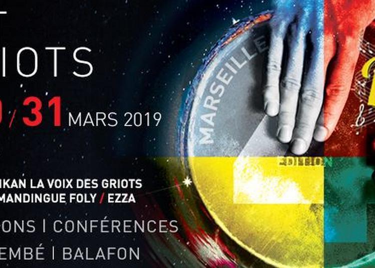 Festival La Nuit Des Griots 2019