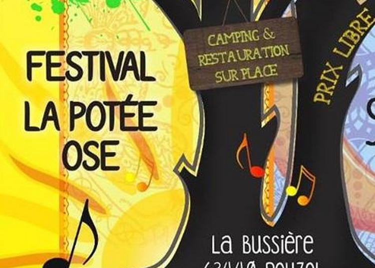 Festival La Potée Ose à Pouzol