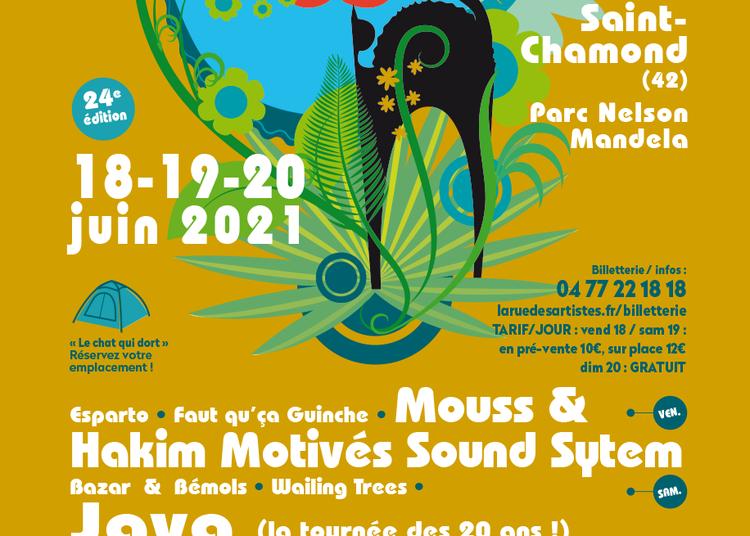 Festival la Rue des Artistes 2021