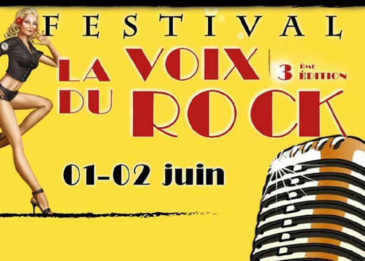 Festival la voix du Rock à Couhe