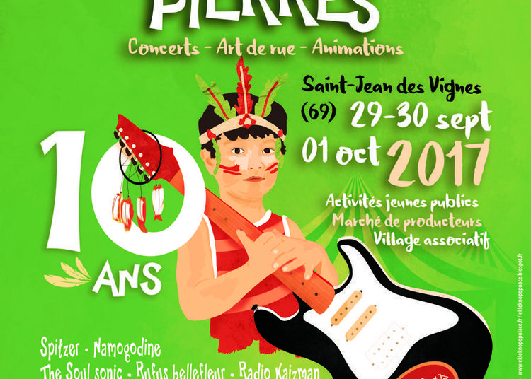Festival le Chant des Pierres 2017