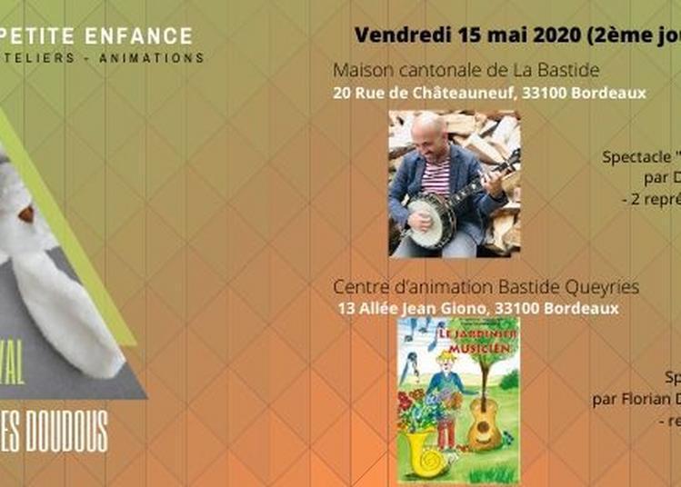 Festival Le Printemps des Doudous - 3ème journée 2020