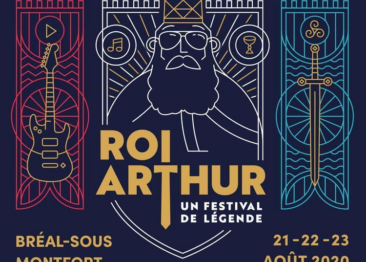 Festival Le Roi Arthur - Pass 2j Vs à Breal Sous Montfort