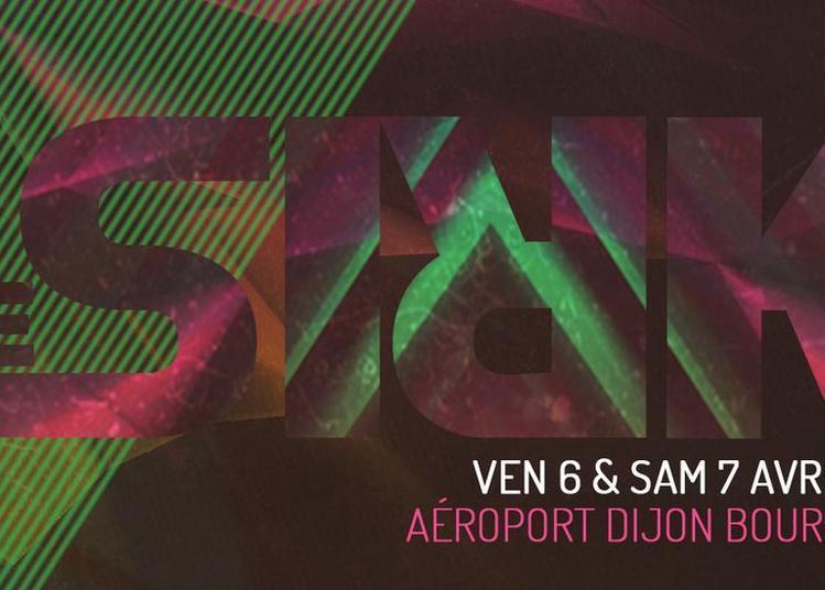 Festival Le SIRK #3 - Aéroport Dijon Bourgogne - Nuit 1 à Longvic