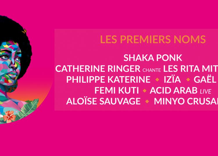 Festival Les Escales - Pass 1 Jour à Saint Nazaire