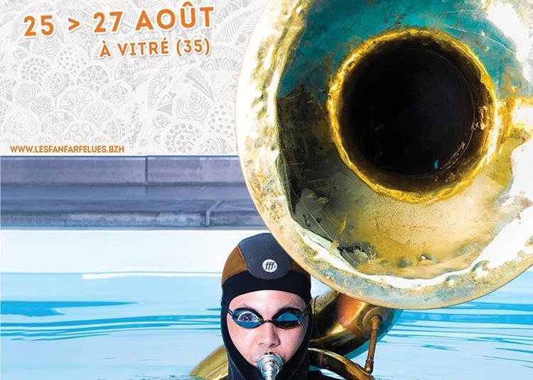 Festival Les Fanfarfelues - Pass 1 Jour à Vitre