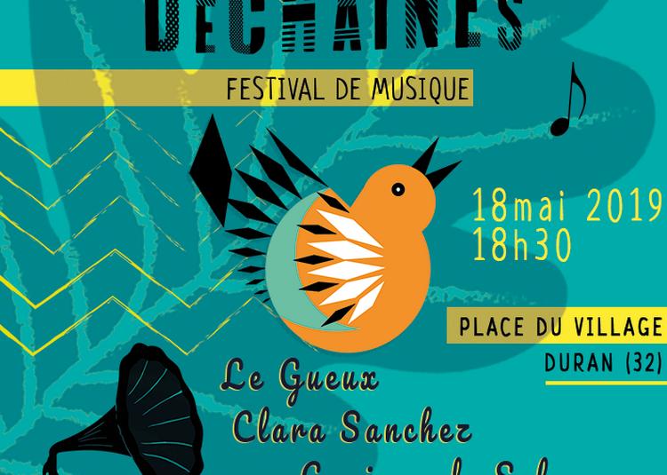 Festival les Geais Déchaînés 2019