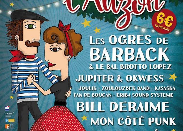 Festival Les Guinguettes De L'Auzon 2018