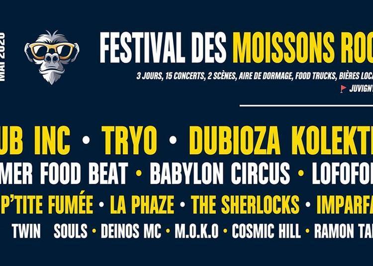 Festival Les Moissons Rock 2020