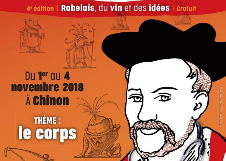 Festival Les Nourritures élémentaires - Rabelais, du vin, des idées 2018