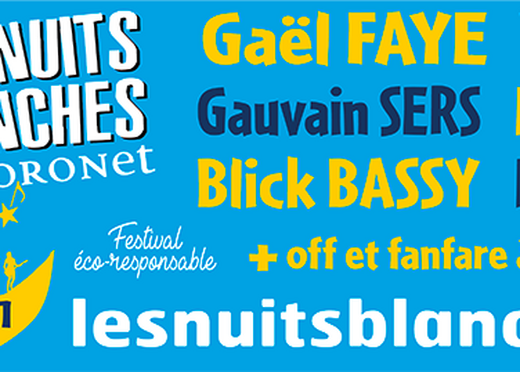 Festival Les Nuits Blanches 2021