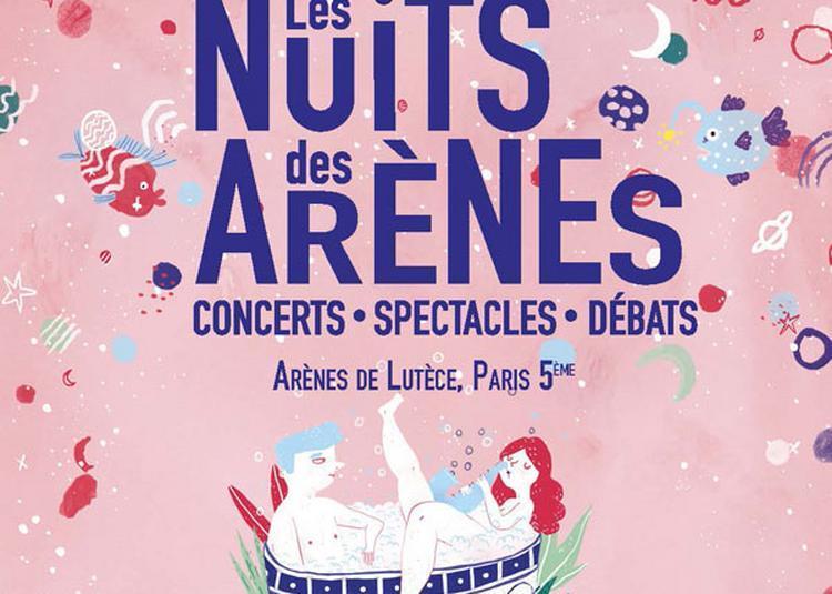 Festival Les Nuits Des Arenes 2019