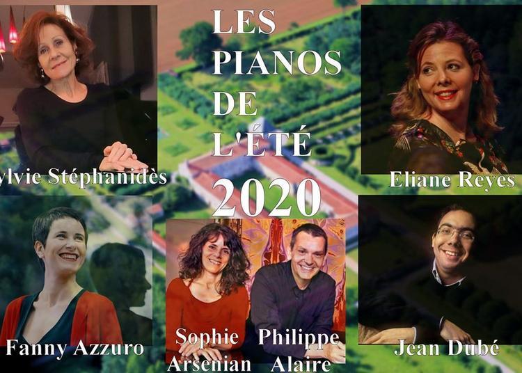 Festival  Les Pianos de l'Eté en Vendée 2020