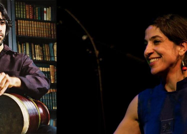 Festival Les Rares Talents / Keyvan Chémirani, Bijan Chémirani, Maryam Chémirani, Sylvain Barou à Montreuil
